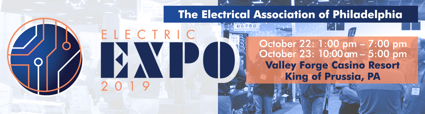 Electric Expo Attendee/Exhibitor Reg 2019