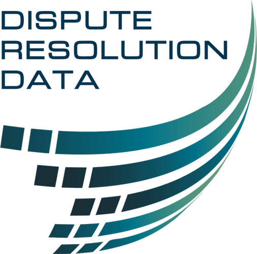 Dispute Resolution Data