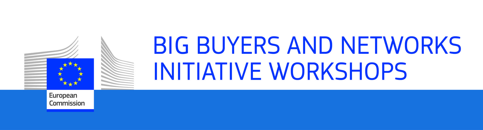 Big Buyers and Networks Initiative workshops - Freiburg  4-5 March