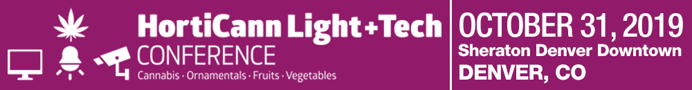 Horticulture Lighting Conference 2019 - OUTDATED SITE DO NOT USE