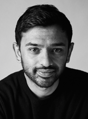 Anish Patel Headshot