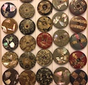 Dusty's Vintage Buttons