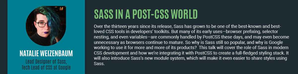 Sass in a post CSS World