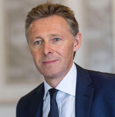 Tim Robinson CBE