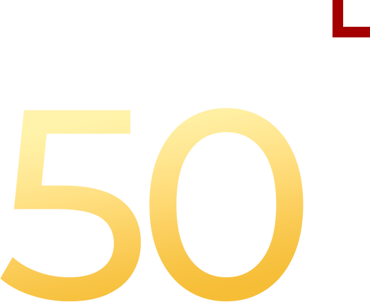 power 50 logo