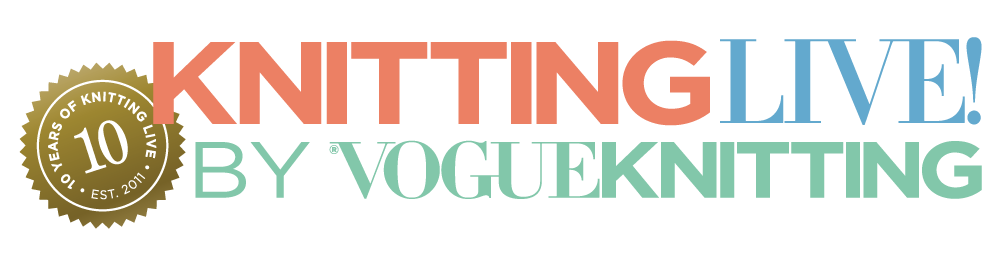 Knitting LIVE by Vogue Knitting New York 2020