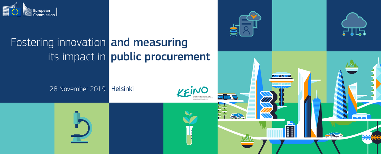 Fostering innovation and measuring its impact in public procurement