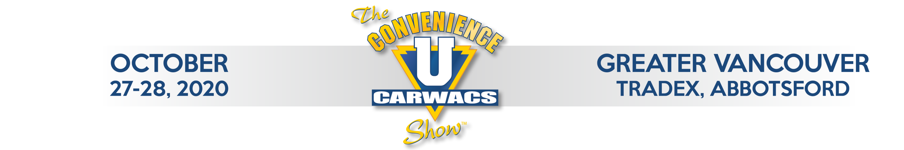 The Convenience U CARWACS Show West 2020