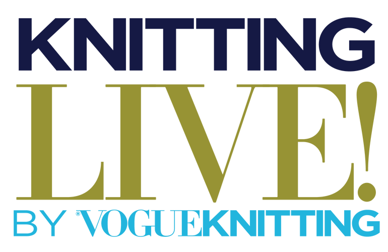 Knitting LIVE by Vogue Knitting Seattle 2020
