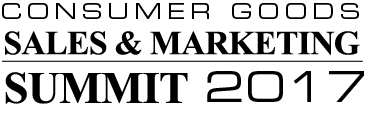 Consumer Goods Sales and Marketing Summit 2017