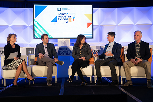 JIF 2020: Future of Insurance Marketing panel