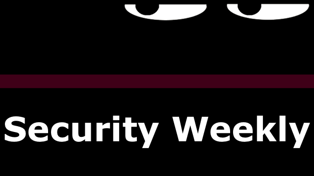 Security Weekly