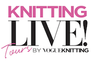 Knitting LIVE! Tours by Vogue Knitting