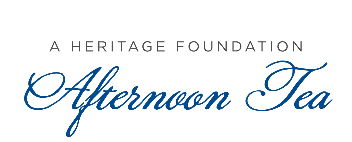 A Heritage Foundation Afternoon Tea