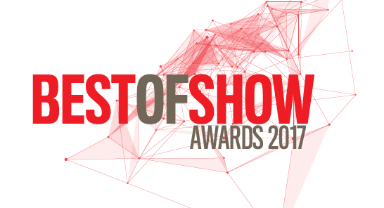 Best of Show at ISE 2018