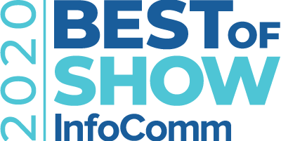 2020 InfoComm Best of Show Awards