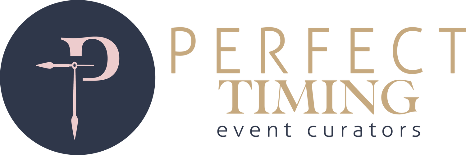Perfect Timing - Event Curators