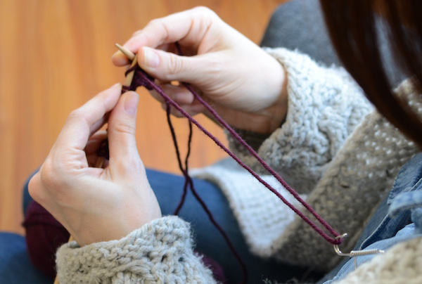 Introduction to Portuguese Knitting