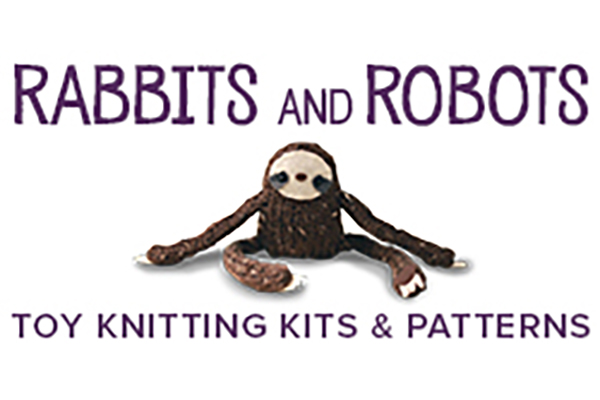 Rabbits and Robots Toy Knitting Kits