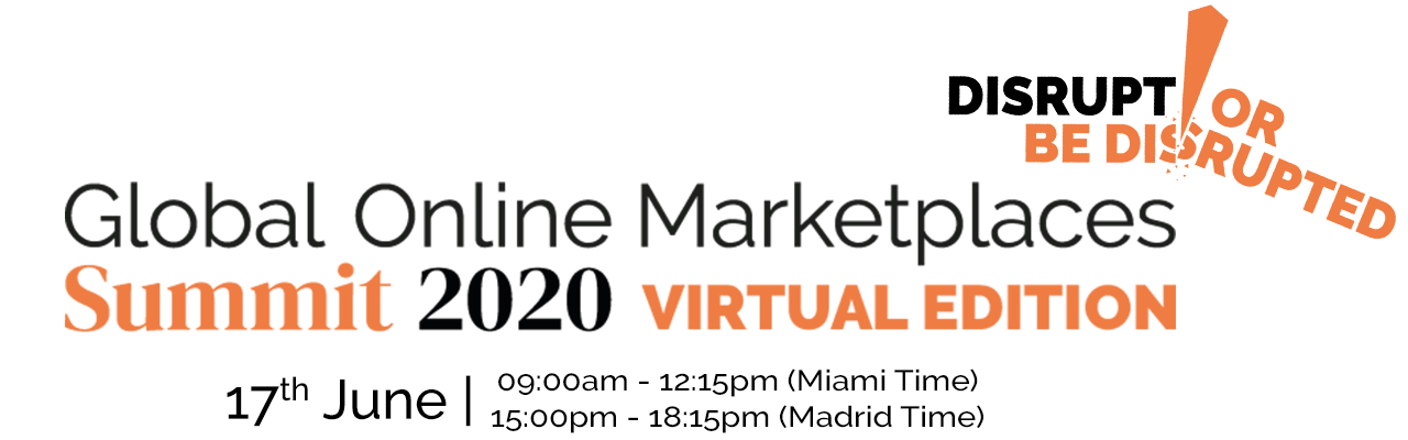 Global Online Marketplaces Summit Virtual 2020