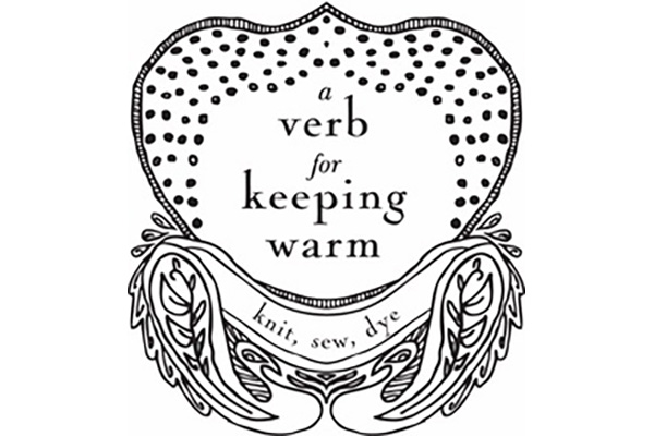 A Verb for Keeping Warm