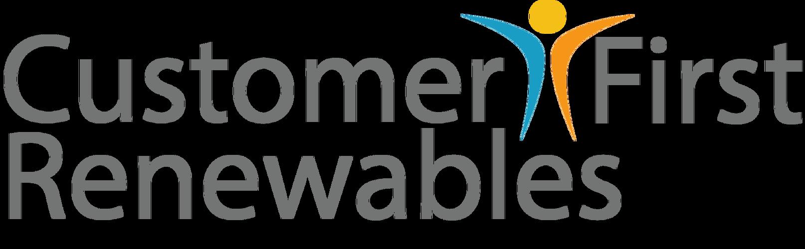 Customer First Renewables