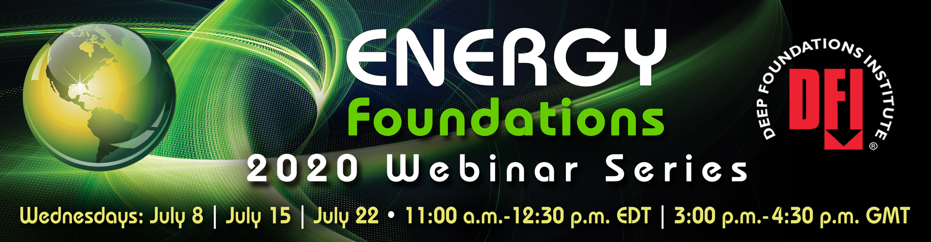 2020 DFI- Energy Foundations Seminar