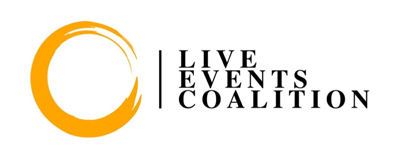 Live Events Coalition Donation Portal