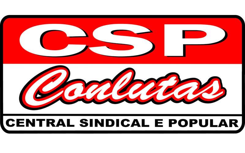 CSP-Conlutas Central Sindical e Popular, Brazil