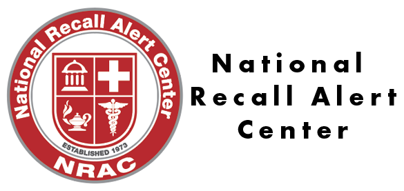 National Recall Alert Center