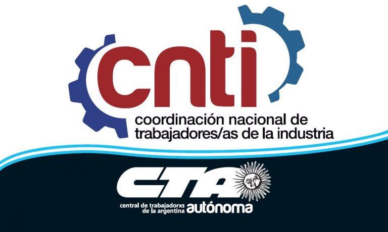 Coordinación Nacional de Trabajadores de la Industria (CNTI-CTAA), Argentina