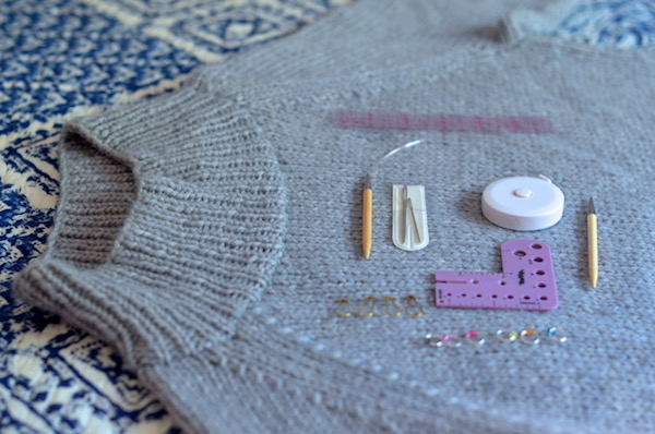 Read Your Pattern Like A Recipe: Learning the Secret Language of Sweater Patterns