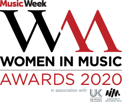 Women in Music Week 2020 shoutout page