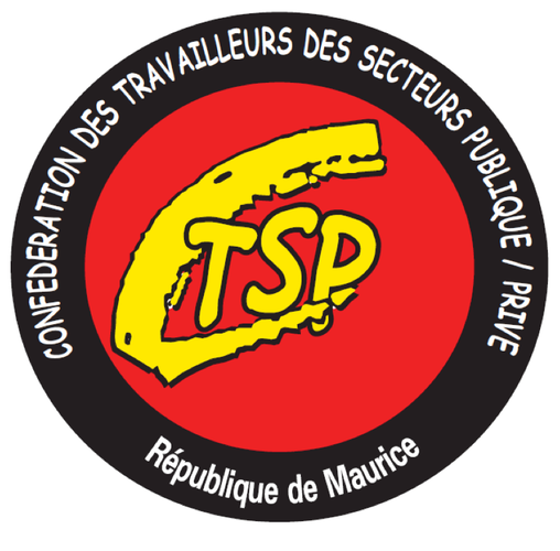 Confederation of Workers of Public and Private Sectors (CTSP),  Mauritius