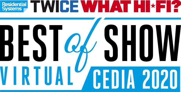 2020 CEDIA Best of Show