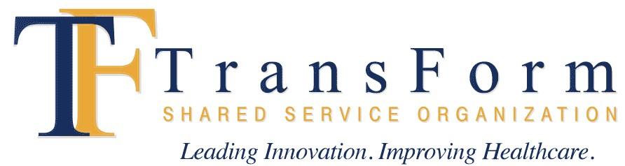 TransForm Shared Service Organization