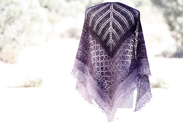 Shawls: Beautiful Beginnings and Ends