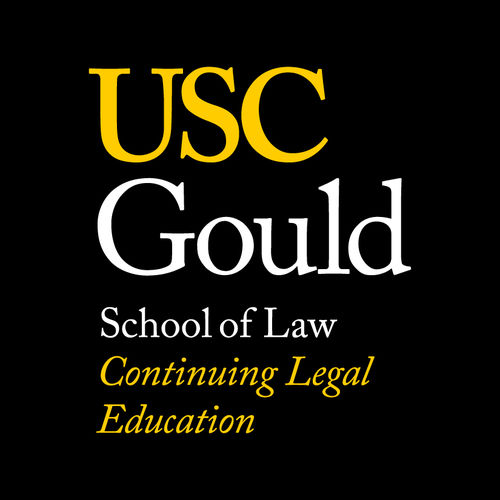 USC Gould School of Law Continuing Legal Education logo