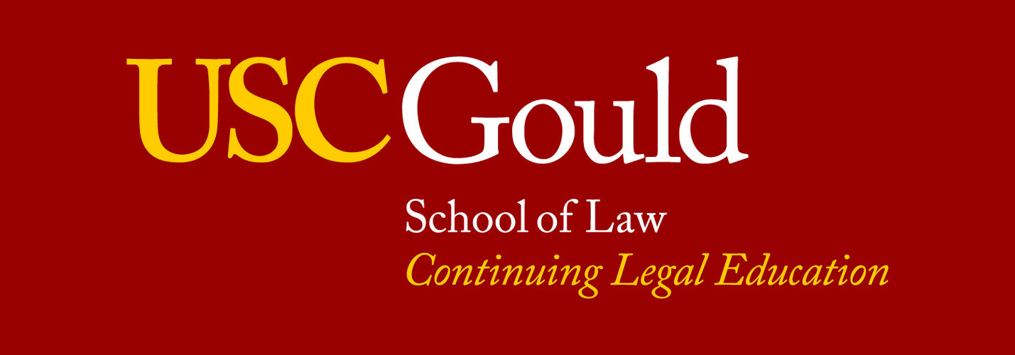 USC Gould School of Law CLE