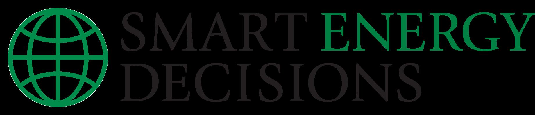 Smart Energy Decisions