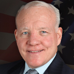 Major General (Ret.) Vincent Boles
