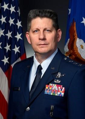 Lt. Gen David Thompson, USSF
