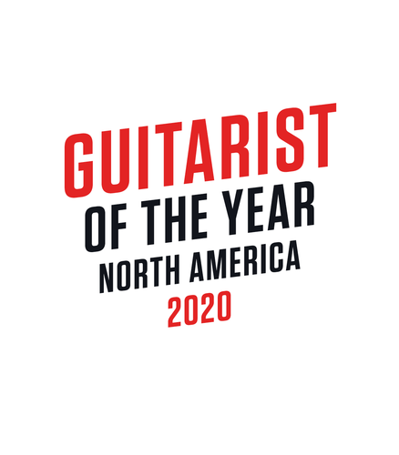 2020 Guitarist of the Year PEA