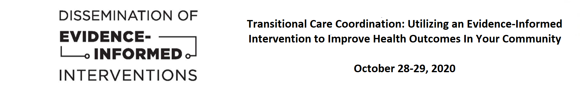 Transitional Care Coordination Training