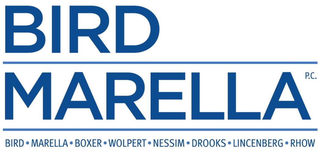 Bird, Marella, Boxer, Wolpert, Nessim, Drooks, Lincenberg & Rhow, P.C.