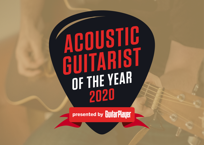 ACOUSTIC GUITARIST OF THE YEAR 2020