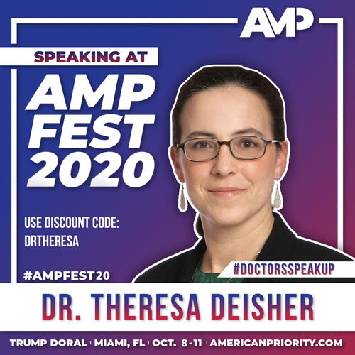 Dr Theresa Deisher