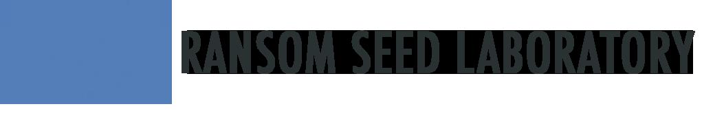 Ransom Seed Laboratory