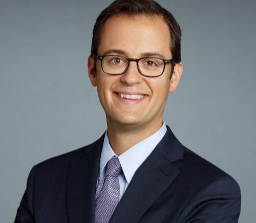 Dr Benjamin Brucker