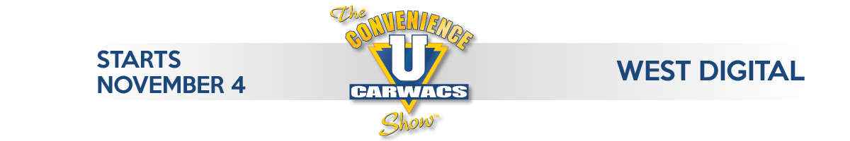The Convenience U CARWACS Show West Digital 2020